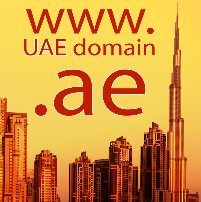 domain name ae